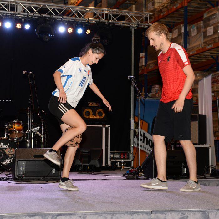 Freestyle Duo Show für Sochor